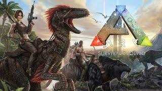 getlinkyoutube.com-ARK Survival Evolved PS4 PRO Gameplay