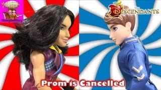 getlinkyoutube.com-Prom is Cancelled - Part 1 - Descendants Prom | Disney