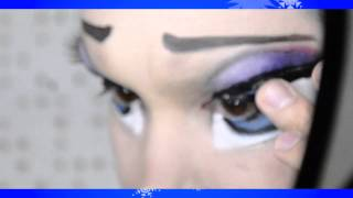 getlinkyoutube.com-PAOLO BALLESTEROS MAKEUP TRANSFORMATION: QUEEN ELSA