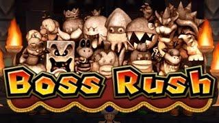 getlinkyoutube.com-Mario Party 9 - Boss Rush