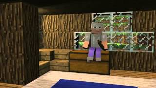 getlinkyoutube.com-Minecraft : The Marvelous Adventures of Steve  [ Minecraft Movie Animation] [HD]