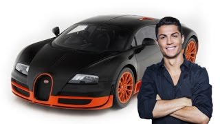getlinkyoutube.com-Top 10 Most Expensive  Footballer Cars
