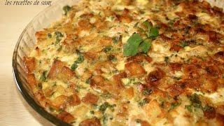 getlinkyoutube.com-اطيب وصفة غرتان بالدجاج-gratin au poulet