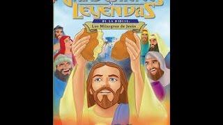 getlinkyoutube.com-GRANDES HEROES DE LA BIBLIA / LOS MILAGROS DE JESUS PARA NIÑOS