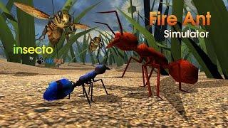 getlinkyoutube.com-Fire Ant Simulator - Android / iOS - Gameplay HD