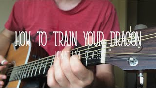 getlinkyoutube.com-How To Train Your Dragon (Test Drive) Fingerstyle Guitar Cover [FREE Tabs]