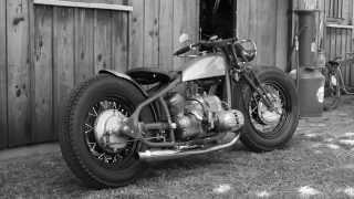 getlinkyoutube.com-Bobber bmw Micho's Garage Motorcycles