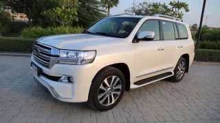 getlinkyoutube.com-2016 Toyota Land Cruiser Prices in the UAE
