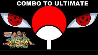 getlinkyoutube.com-Naruto Storm Revolution All Combo Cancel Ultimate