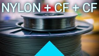 Maximum fiber: Markforged's ONYX and carbon fiber review! #Filaween