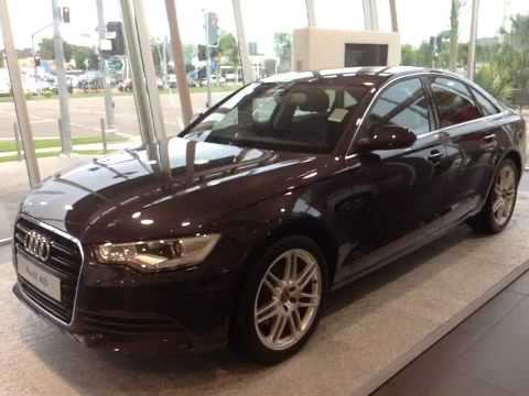 Testimonial Review by Alexandra about a 2012 Audi A6 at Xcite Demo