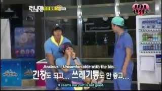 getlinkyoutube.com-Running Man Ep 5 Part 1. [ENG SUB]