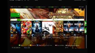 getlinkyoutube.com-RGH XBOX 360 3TB MEMORY WITH EXTRACTED GAMES ON METRO STYLE FSD