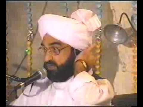 Pir NaseerUdDin Naseer R.A BEST SPEECH PART 1.flv