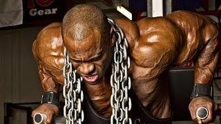 getlinkyoutube.com-IRON SHOULDERS: IFBB Pro Bodybuilder Lionel Brown