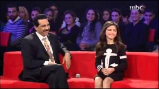مقابلة حلا الترك  في برنامج بحلم بيك وتصريحتها 2013