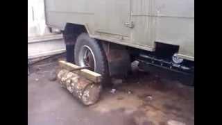 getlinkyoutube.com-ГАЗ 66-40 Самовытаскиватель