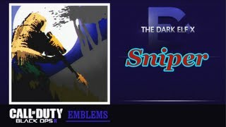 getlinkyoutube.com-Black Ops 2 Emblem - Sniper