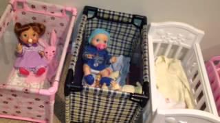 getlinkyoutube.com-Afternoon Routine With 5 Babies