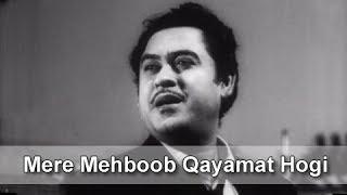 getlinkyoutube.com-Mere Mehboob Qayamat Hogi - Superhit Evergreen Classic Hindi Song - Kishore Kumar - Mr.X In Bombay
