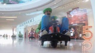 getlinkyoutube.com-Mario Kart FlashMob