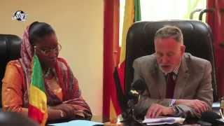 Les Manuscrits de Tombouctou: Les motivations d'un engagement presentees par l'ambassadeur d'Allemange