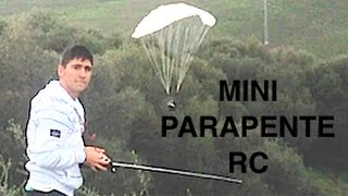 getlinkyoutube.com-MINI PARAPENTE RC | PRIMEROS TEST
