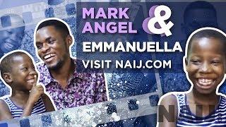Emmanuella Who Landed A Hollywood Movie Role Visits Naij.com