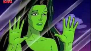 She Hulk To Jen And Back Again.avi