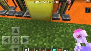 getlinkyoutube.com-Minecraft PE Görünmezlik,Hız,Zıplama,Can,Güç iksiri yapımı