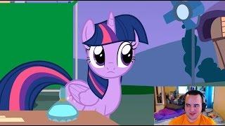 getlinkyoutube.com-A Brony Reacts - How Ponies Made The Season 4