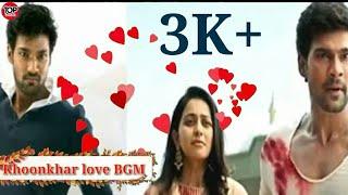 Khoonkhar South Movie 💖love Ringtone🎶/Jaya Janaki Nayaka BGM