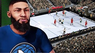 getlinkyoutube.com-NBA 2K16 Tips & Tricks - How to Unlock the Terminal 23 MyCourt!