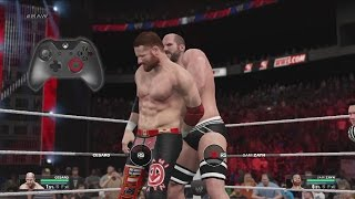 getlinkyoutube.com-WWE 2K15: Controls Trailer
