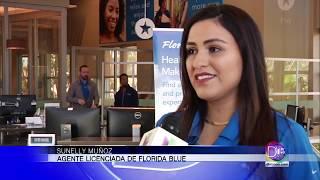 Sunelly Muñoz, de Florida Blue, nos habla sobre el proceso de inscripción para seguros de salud