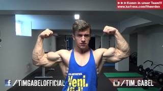 Bizeps-Training am Kabelzug - maximale Spannung - Bodybuilding-Tipps