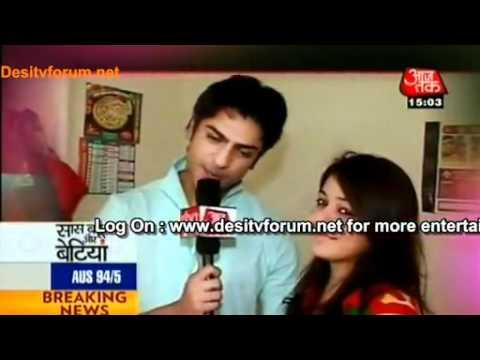 SBB - 3rd Feb 2012 - Muniya ka Asli Yuvraj! (Priyal Gor/Ashish Kapoor)