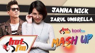 getlinkyoutube.com-Janna Nick & Zarul Umbrella -  Mungkin Saja X Bukalah Hatimu #HotKoolMashUp