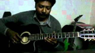 getlinkyoutube.com-chura lia hai on guitar by Anand purti