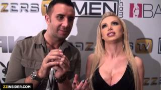 getlinkyoutube.com-AVN Award Show 2013_ Behind the Scenes Interviews (Part Two)