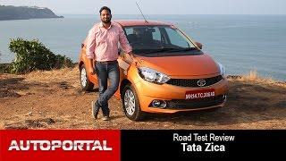 Tata Tiago Test Drive Review - Auto Portal