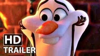 getlinkyoutube.com-DIE EISKÖNIGIN - Völlig unverfroren - Trailer (Deutsch | German) | HD Frozen