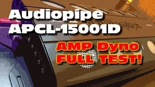 getlinkyoutube.com-Audiopipe APCL-15001D Amp Dyno FULL Test RMS Power