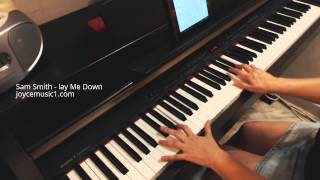 Sam Smith - Lay Me Down - Piano Cover And Sheets