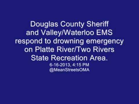 Douglas County Sheriff Deputies respond to drowning emergency at Two Rivers State Park