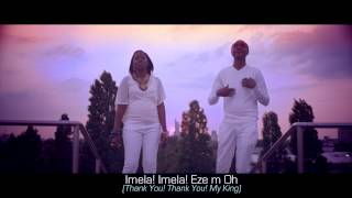 getlinkyoutube.com-Nathaniel Bassey feat. Enitan Adaba - Imela. (Thank You)