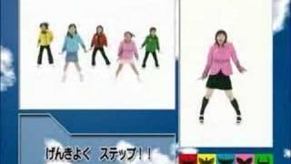 getlinkyoutube.com-Magiranger Dance Full