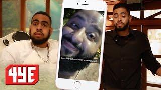 Un mec parodie les Snap Chat de DJ Khaled