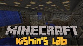 getlinkyoutube.com-Minecraft Eskejp: Kishin's Lab (ft. OuTCSiDeR)