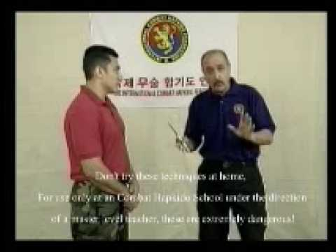 Combat Hapkido Black Belt DVDs + Weapons Disarm DVDs + Kung Fu Black Sash DVDs